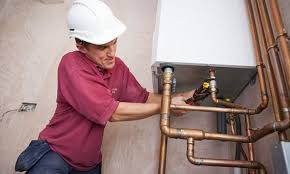 plumbing services - water softeners